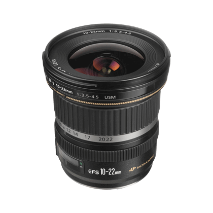 Canon Ef-s 10-22mm