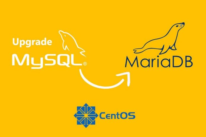 MariaDB 10.2 Yükseltme